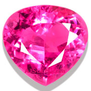 4.34 ct Rubellite Tourmaline from Mozambique