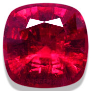 20.95 ct Rubellite Tourmaline from Nigeria