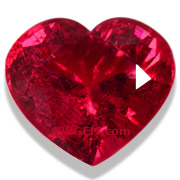 8.53 ct Rubellite Tourmaline from Nigeria