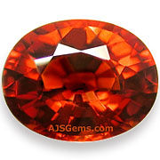 7.73 ct Spessartite Garnet