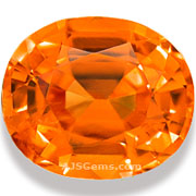 6.65 ct Spessartite Garnet