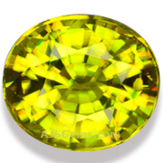 6.65 ct Sphene, Madagascar