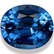 1.09 ct Blue Spinel, Tanzania