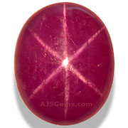 3.67 ct Star Ruby, Vietnam