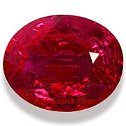 Unheated Mozambique Ruby - 2.01 carats