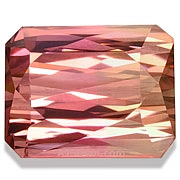 Bi Color Tourmaline - 6.83 carats