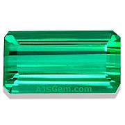 Blue Green Tourmaline - 4.58 carats