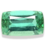 Blue Green Tourmaline - 5.87 carats
