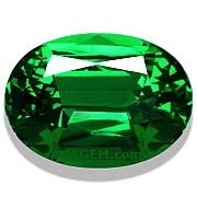 Chrome Tourmaline - 3.64 carats