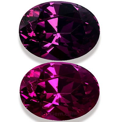 Color Change Garnet - 4.41 carats