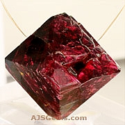 Natural Crystal Burma Spinel - 80.00 carats