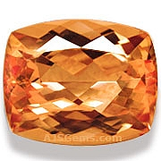 Imperial topaz - 4.73 Carats