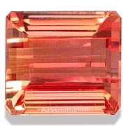 Imperial topaz - 6.54 carats