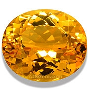 Imperial Topaz - 5.88 carats