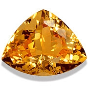 Imperial topaz - 4.12 carats