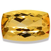 Imperial topaz - 2.62 carats