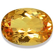 Imperial topaz - 2.80 carats