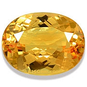 Imperial topaz - 3.16 carats