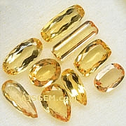 Imperial topaz - 10.26 carats
