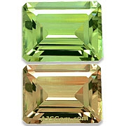 Color Change Diaspore - 12.40 carats