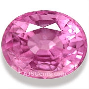 Pink Sapphire - 0.95 carats