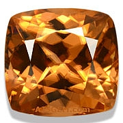 Honey/Red Zircon - 4.99 carats