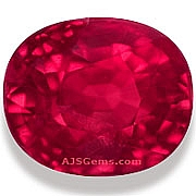 Unheated Ruby - 2.02 carats