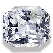 White Sapphire - 8.60 carats