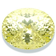 Unheated Yellow Sapphire - 9.65 carats