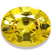Yellow Sapphire - 2.43 carats