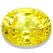 Yellow Sapphire - 1.77 carats