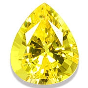 Yellow Sapphire - 2.29 carats