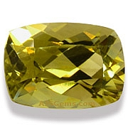 Yellow Tourmaline - 1.46 carats