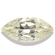Light Yellow Zircon - 1.86 carats