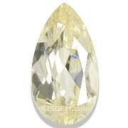 Light Yellow Zircon - 1.61 carats