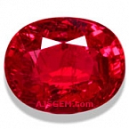 Unheated Mozambique Ruby - 2.00 Carats