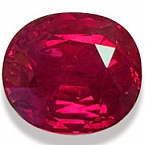 Mozambique Ruby - 5.05 carats