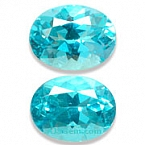 Matched Pair Apatite - 2.41 carats