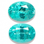 Matched Pair Apatite - 1.78 carats