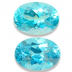 Matched Pair Apatite - 2.21 carats
