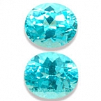 Matched Pair Apatite - 2.64 carats