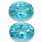 Apatite Matched Pair - 4.37 carats