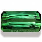 Blue/Blue Green Tourmaline - 4.40 carats