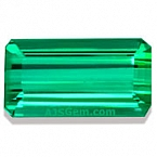 Blue Green Tourmaline - 4.88 carats