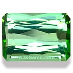 Blue Green Tourmaline - 1.20 carats