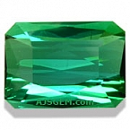 Blue Green Tourmaline - 4.12 carats