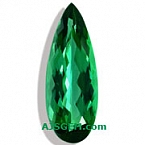 Blue Green Tourmaline - 5.77 carats