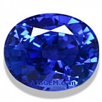 Unheated Blue Sapphire - 1.36 carats