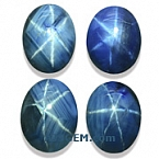 Unheated Blue Star Sapphire - 9.53 carats