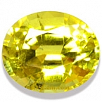Canary Yellow Tourmaline - 1.58 carats